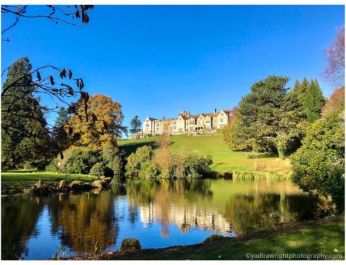 Happy Hotel Feature Friday – Escape your Everyday at Bovey Castle!